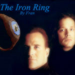 The Iron Ring by Franscats, illustrated by Debbie Stone