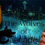 The Wolves of Cascade by Morgan Briarwood, illustrated by Luna_61
